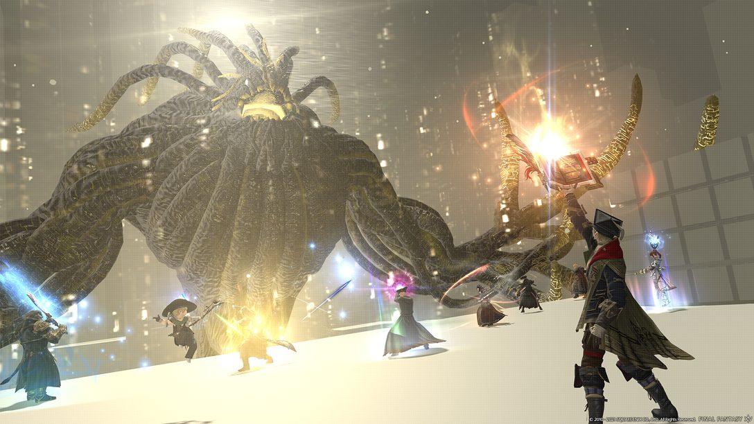 『FFXIV』「YoRHa: Dark Apocalypse」の魅力とは?──開発を指揮した齋藤氏・ヨコオ氏・吉田氏からのコメントも!