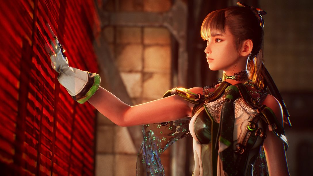PS5™『Project Eve』のスタイリッシュなアクションを公開!