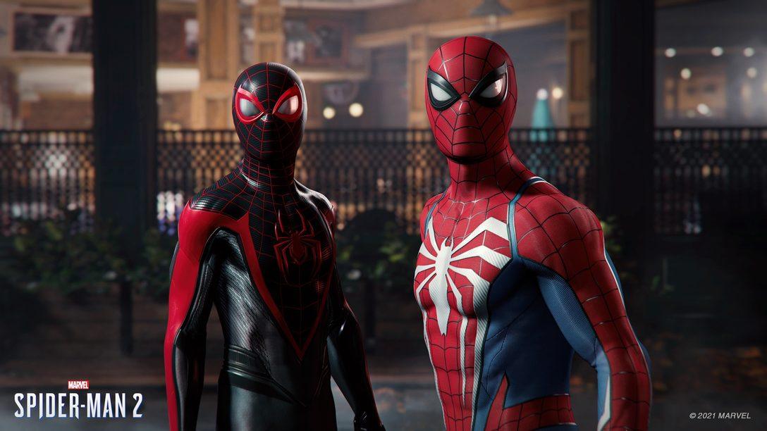 Insomniac Games最新作『Marvel's Spider-Man 2(仮)』/『Marvel's Wolverine(仮)』がPS5™で発売決定!