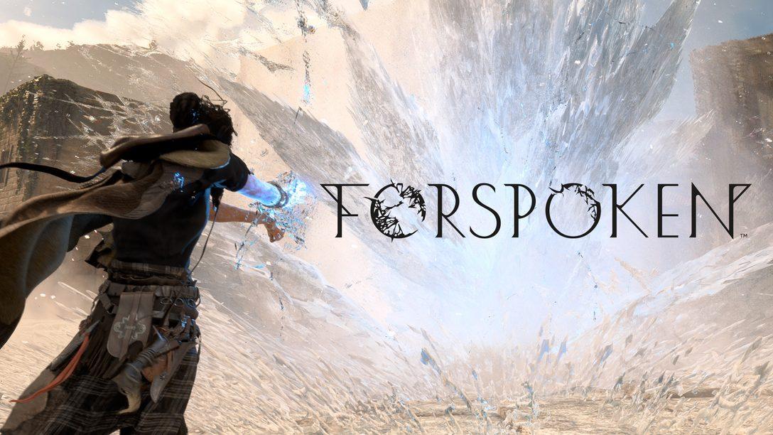 2022年春『FORSPOKEN』の幻想的な世界へと旅立とう!