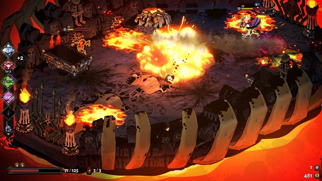 『HADES』プレイレビュー! ギリシャ神話の神々の力を身に宿し広大な冥界からの脱出を目指せ!