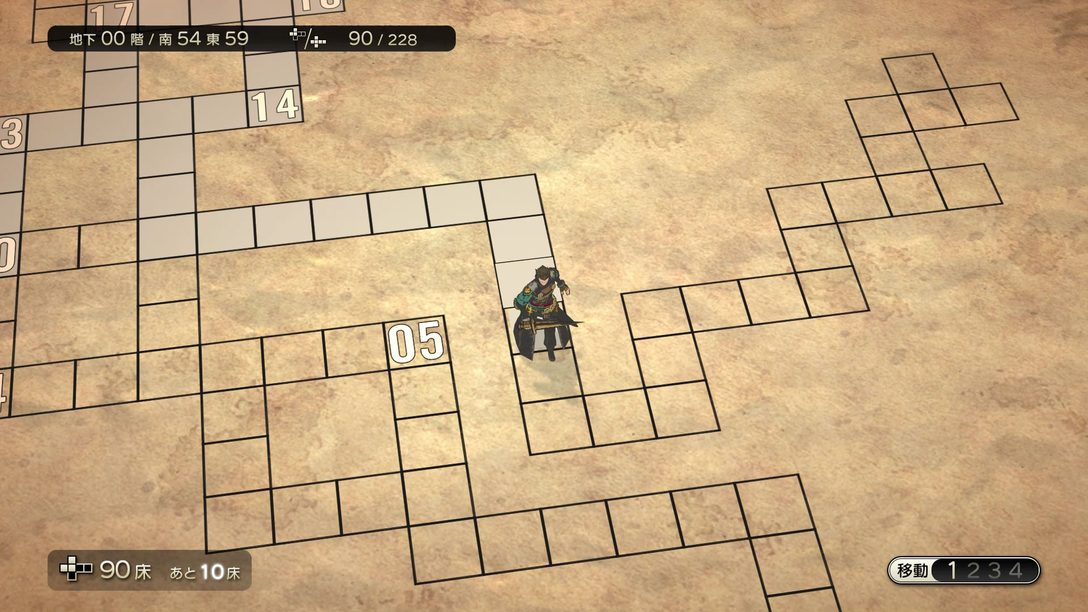 PS4®『ダンジョンエンカウンターズ』10月14日配信! シンプルなデザインを突き詰めたダンジョン探索RPGをレビュー!