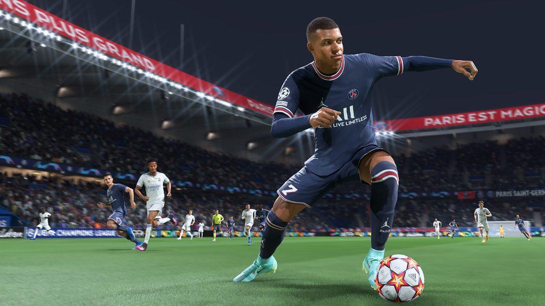 『FIFA 22』本日発売! あらゆるスタイルでフットボールを楽しめる各種モードがさらに充実!【特集第2回】